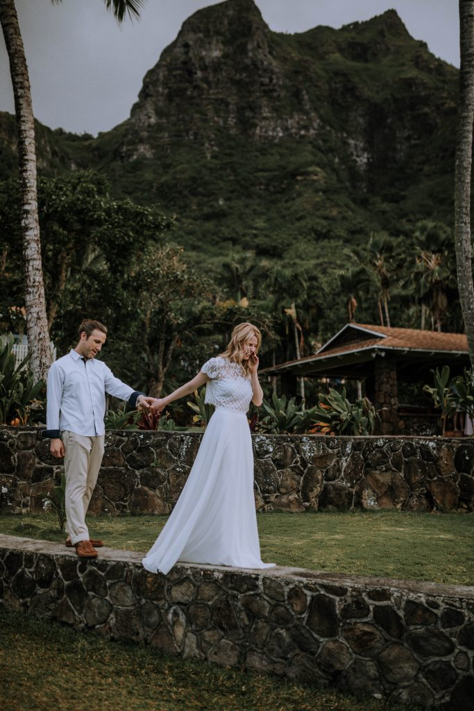 Hawaii destination elopement | Photography by Anela Benavides